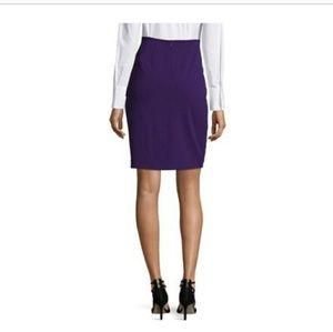 Calvin Klein Skirts - Calvin Klein Purple pencil Skrit size 6